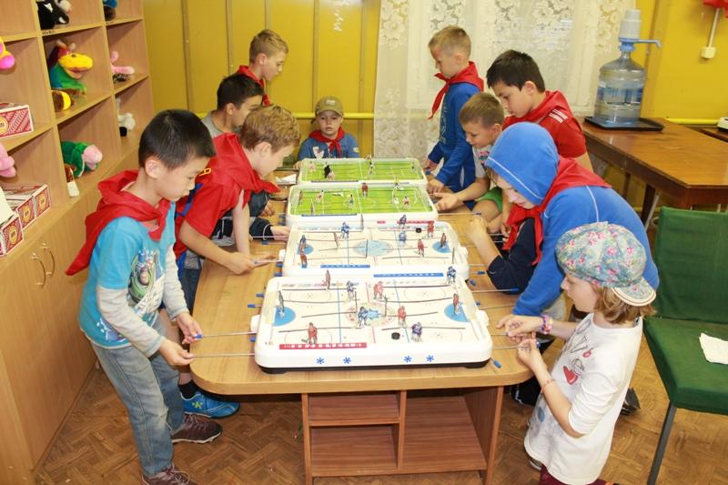игры в лагерь для знакомства старших детей